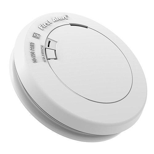 Smoke Fire & CO Alarm