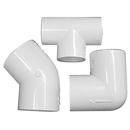 PVC Fittings Schedule 40
