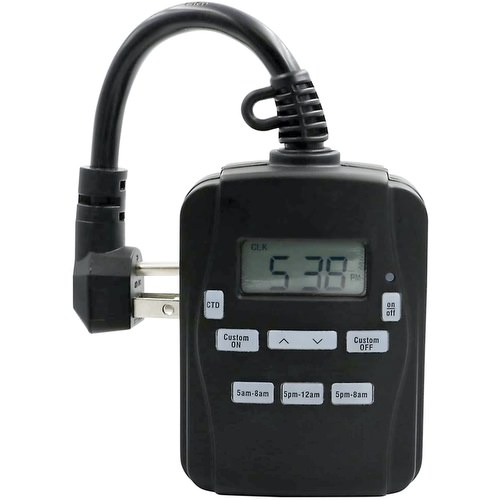Digital Outdoor Timer